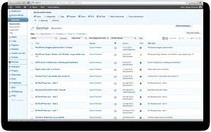 Wordpress scherminstellingen blogpost of pagina overzicht