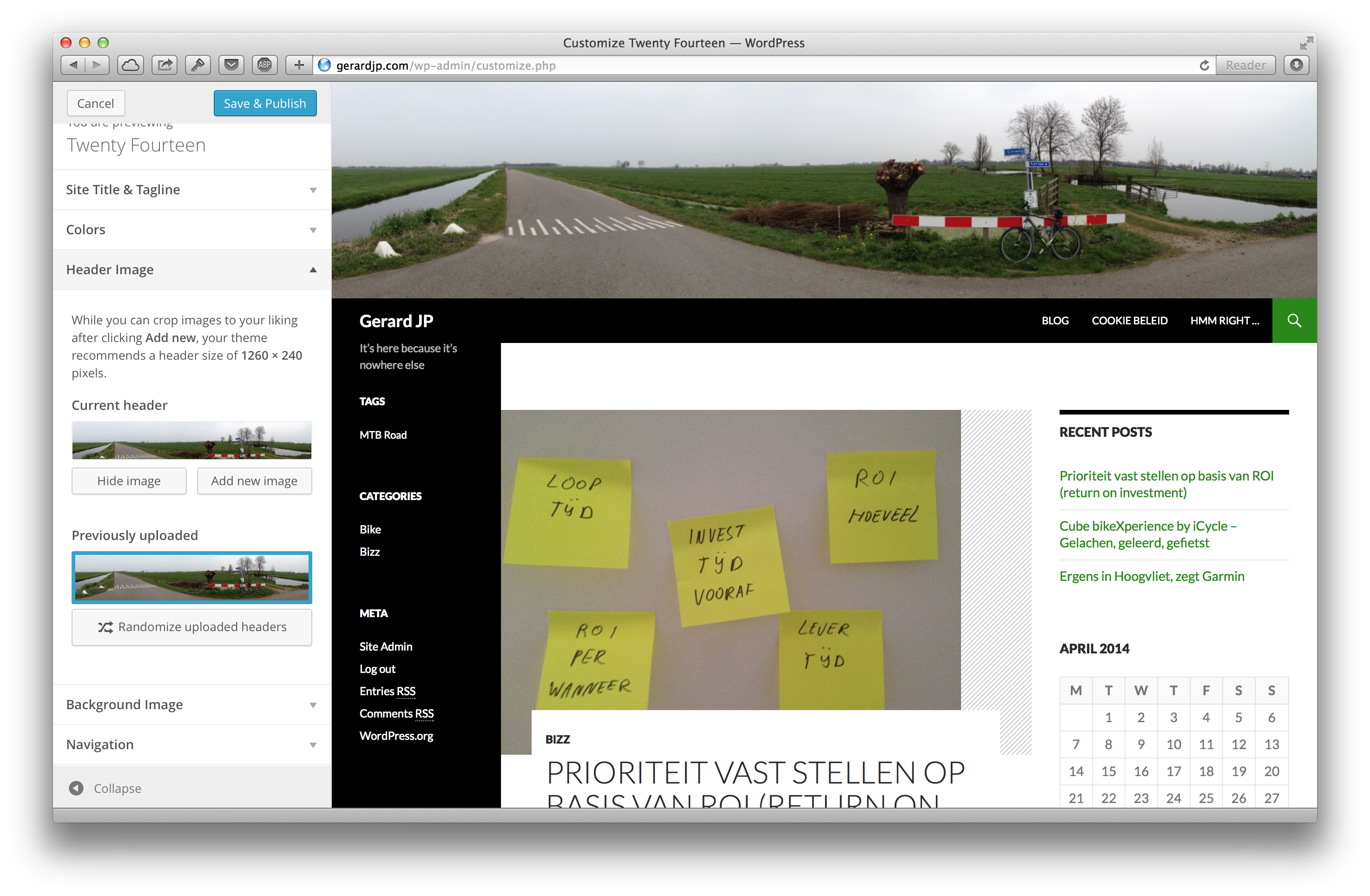 WordPress versie 3.9 (Smith) gepubliceerd