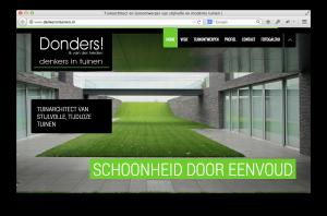 www.denkersintuinen.nl kiest voor CAP5 WordPress Hosting