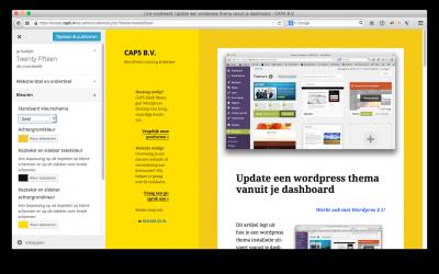 WordPress versie 4.1 (Dinah) gepubliceerd