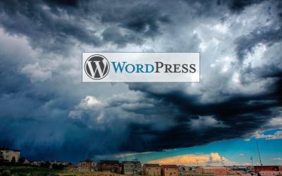 Storm in WordPress beveiliging landschap: Vele lekken gevonden