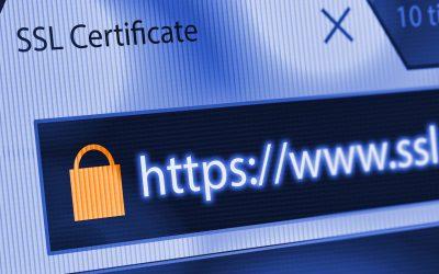 Google en Firefox straffen met alerts bij website formulieren zonder SSL