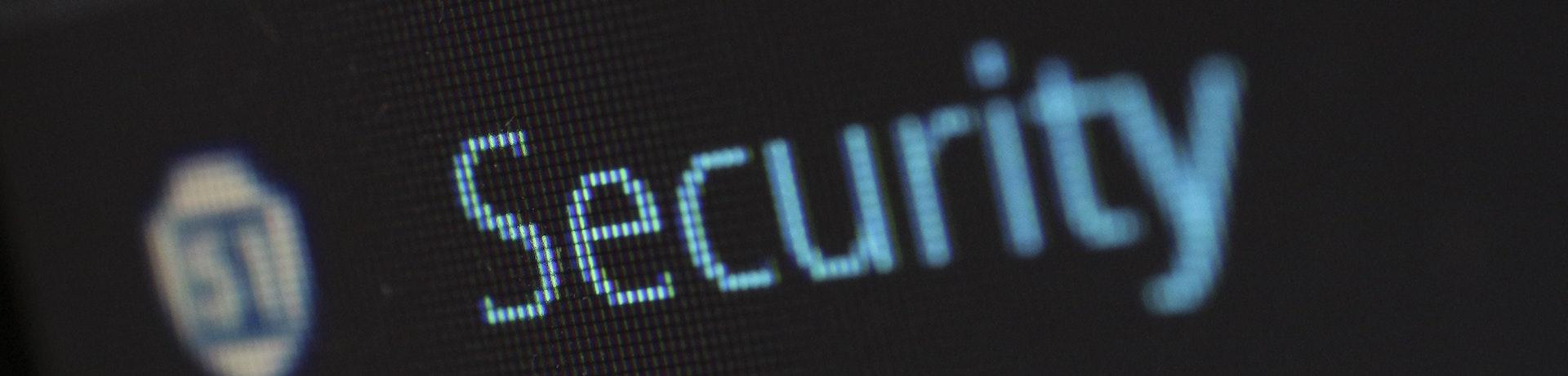 CAP5 website security